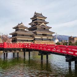 ข้อมูลเที่ยวญี่ปุ่น : ปราสาทมัตสึโมโต้