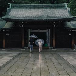 ข้อมูลเที่ยวญี่ปุ่น : ศาลเจ้าเมจิ