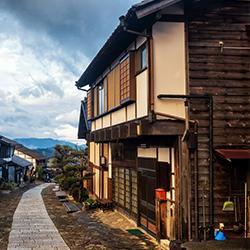 ข้อมูลเที่ยวญี่ปุ่น : เมืองเก่าซาวาระ