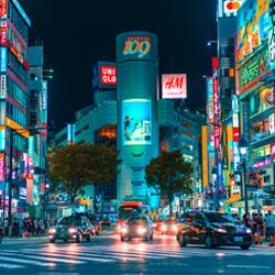 ข้อมูลเที่ยวญี่ปุ่น : ชิบูย่า