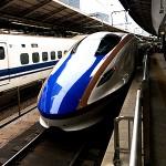 """ข้อมูลเที่ยวญี่ปุ่น : """"ญี่ปุ่น เปิดเส้นทางรถไฟความเร็วสูงสายใหม่"""""""