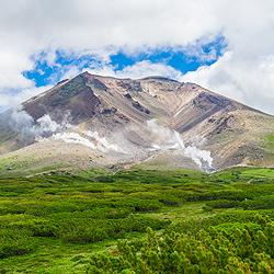 ข้อมูลเที่ยวญี่ปุ่น : ภูเขาไฟโชวะ (โชวะชินซัง)