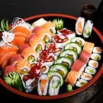 ข้อมูลเที่ยวญี่ปุ่น : อาหารประจำชาติ ซูชิ (Dishes of sushi)