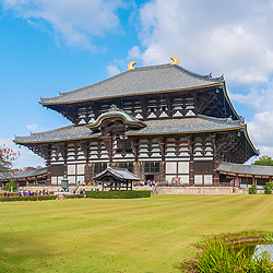 ข้อมูลเที่ยวญี่ปุ่น : วัดโทไดจิ