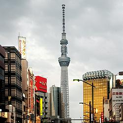 ข้อมูลเที่ยวญี่ปุ่น : TOKYO SKY TREE