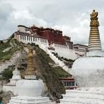 ข้อมูลเที่ยวจีน : วังแดง หรือ หงกง Potala Palace, Lhasa