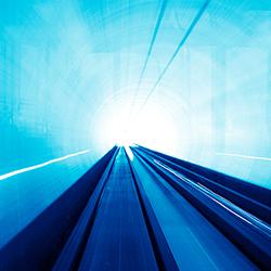 ข้อมูลเที่ยวจีน : อุโมงค์เลเซอร์ (The Bund sightseeing tunnel) เซี่ยงไฮ้