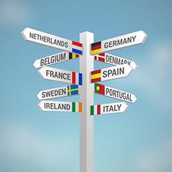 ข้อมูลเที่ยวยุโรป : 5 ไอคอนโดดเด่นของยุโรป