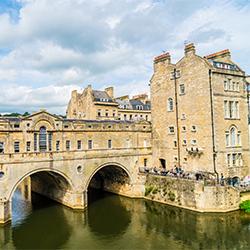 ข้อมูลเที่ยวอังกฤษ : เมืองบาธ (Bath)