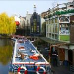 ข้อมูลเที่ยวอังกฤษ : ตลาดแคมเดน (Camden Town)