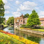 ข้อมูลเที่ยวอังกฤษ : แคนเทอเบอร์รี่ (Canterbury)