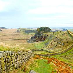 ข้อมูลเที่ยวอังกฤษ : กำแพงเฮเดรียน (Hadrian's Wall)