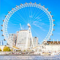 ข้อมูลเที่ยวอังกฤษ : ลอนดอนอาย (London Eye)
