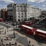 ข้อมูลเที่ยวอังกฤษ : ถนนอ็อกฟอร์ด (Oxford Street)