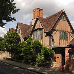 ข้อมูลเที่ยวอังกฤษ : บ้านเชคสเปียร์