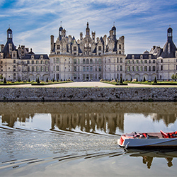 ข้อมูลเที่ยวฝรั่งเศส : ปราสาทชอมบอร์ด (Chambord)