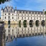 ข้อมูลเที่ยวฝรั่งเศส : ปราสาทเซอนองโซ  (Chenonceau)