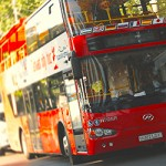 ข้อมูลเที่ยวฝรั่งเศส : การนั่งรถทัวร์ชมกรุง (Double Decker Bus Tour)