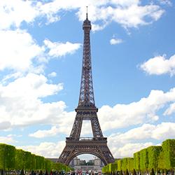ข้อมูลเที่ยวฝรั่งเศส : หลงรักปารีส