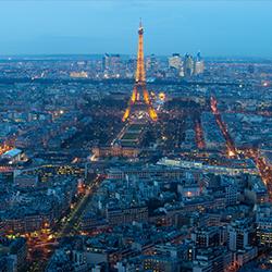 ข้อมูลเที่ยวฝรั่งเศส : มหานครปารีส (Paris)