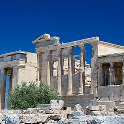 ข้อมูลเที่ยวกรีซ : อะโครโพลิส(Acropolis)วิหารบูชาเทพเจ้า