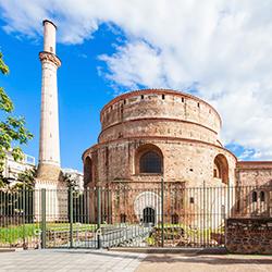 ข้อมูลเที่ยวกรีซ :  เมืองเทสซาโลนีกี (Thessaloniki)