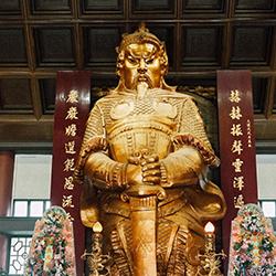 ข้อมูลเที่ยวฮ่องกง : วัดแชกงหมิว (Che Kung Temple)