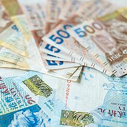ธนาคาร & สกุลเงินของฮ่องกง