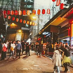 ข้อมูลเที่ยวฮ่องกง : ลานไควฟง
