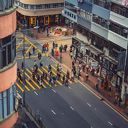 ข้อมูลเที่ยวฮ่องกง : จิมซาจุ่ย (ถนนนาธาน)