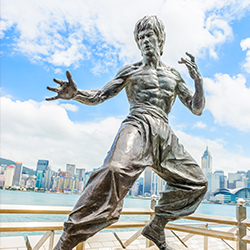 ข้อมูลเที่ยวฮ่องกง : Avenue Of Star