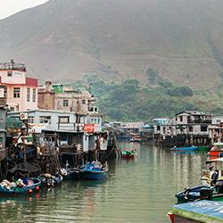 ข้อมูลเที่ยวฮ่องกง : หมู่บ้านชาวประมงไท่โอ