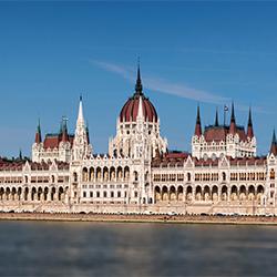 ข้อมูลเที่ยวประเทศฮังการี : อาคารรัฐสภา (hungarian parliament)