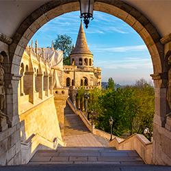 สถานที่ท่องเที่ยวที่น่าสนใจ และการเดินทางในฮังการี่