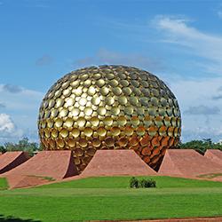 ข้อมูลเที่ยวอินเดีย : ออโรวิลล์ (Auroville)