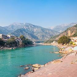 แม่น้ำศักดิ์สิทธิ์ในอินเดีย