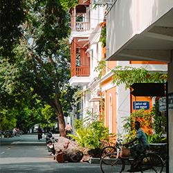 ข้อมูลเที่ยวอินเดีย : พิพิธภัณฑ์ปอนดีเชอรี (Pondicherry Museum)