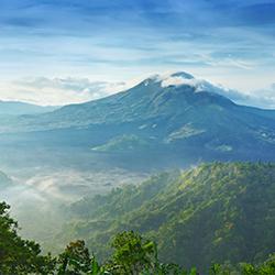 ข้อมูลเที่ยวอินโดนีเซีย : ภูเขาไฟคินตามานี (kintamanee)