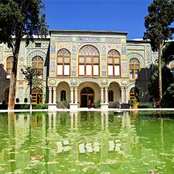 ข้อมูลเที่ยวอิหร่าน : พระราชวังโกเลสตาน (Golestan Palace)