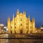 ข้อมูลเที่ยวอิตาลี : มหาวิหารแห่งเมืองมิลาน (Duomo di Milano)