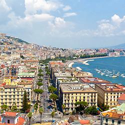 ข้อมูลเที่ยวอิตาลี : เนเปิลส์ (Naples)