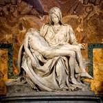 ข้อมูลเที่ยวอิตาลี : ประติมากรรมรูปปิเอต้า
