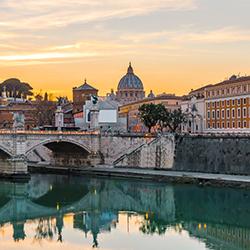 ข้อมูลเที่ยวประเทศอิตาลี : กรุงโรม (Rome)