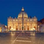 ข้อมูลเที่ยวอิตาลี : มหาวิหารเซนต์ปีเตอร์
