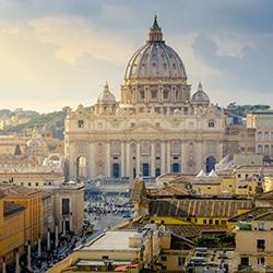 ข้อมูลเที่ยวประเทศอิตาลี : พระราชวังวาติกัน(vatican palace)