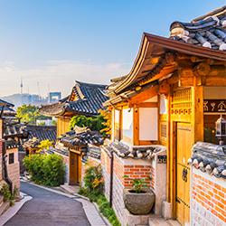 ข้อมูลเที่ยวเกาหลี :หมู่บ้านบุกชอนฮันอ๊ก (Bukchon Hanok Village)