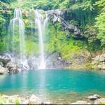 ข้อมูลเที่ยวเกาหลี : น้ำตกชอนเจยอน (Cheonjeyeon Falls)