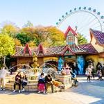 ข้อมูลเที่ยวเกาหลี : สวนสนุกเอเวอร์แลนด์ (Everland)