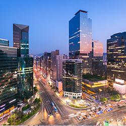 ข้อมูลเที่ยวเกาหลี : เขต คังนัม (Gangnam)