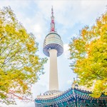 ข้อมูลเที่ยวเกาหลี : โซลทาวเวอร์( N Seoul Tower)
